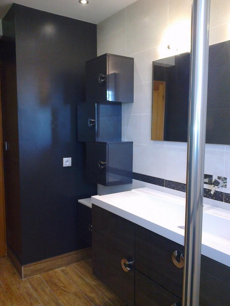 Ralisation salle de bain salle de bain design moderne for Realisation salle de bain italienne